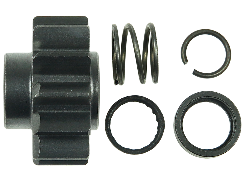 Brand new AS-PL Starter motor pinion with repair set